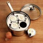 non stick egg poacher