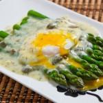 asparagus poached egg recipe