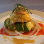 gourmet poached egg recipe