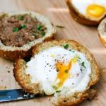 poached egg recipes